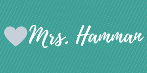 Mrs. Hamman signature